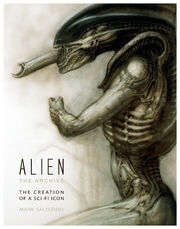 Alien The Archive orignal cover
