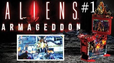 Aliens Armageddon - Chapter One - Real Arcade