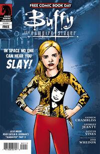 FCBD Buffy cover