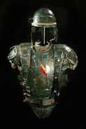 Terry Hicks Armor