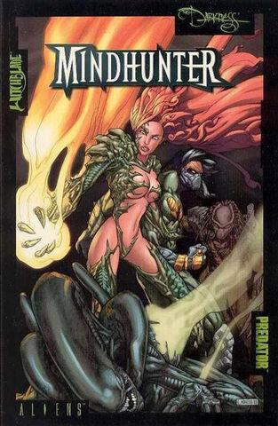 File:Aliens vs. Predator , Witchblade , Darkness-Mindhunter.jpg