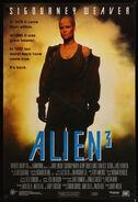 Alien 3 alternate poster 1