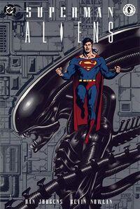 Superman Aliens Vol 1 1