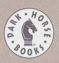 Dark Horse Books logo