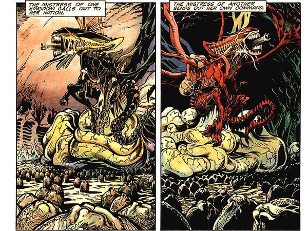 File:Alien Queen vs Queen.jpg