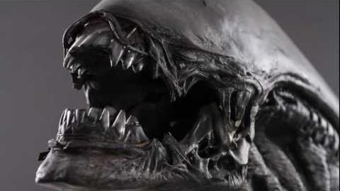 Alien vs. Predator Alien Mech Head