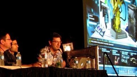 Aliens Sonic Electronic Ball Breaker Gearbox PAX 2012 Panel