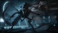 Aliens-Queen 13