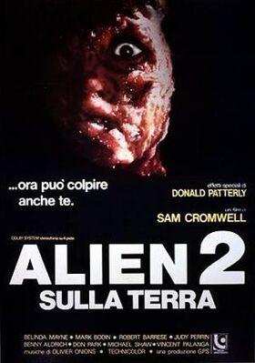 Alien 2 poster