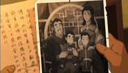 Family Mako and Bolin