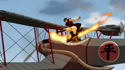 Iroh hijacking a plane.png