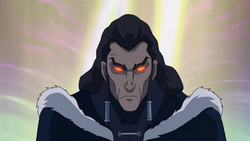 Unalaq becomes the Dark Avatar