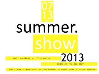 SummerShow2013