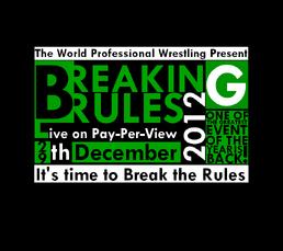 Breaking rules 2012