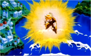 Super Saiyan 3 Transformation 2