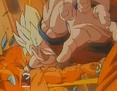 Goku y tr