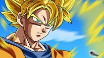 Goku ssj by bejitsu-d5i3xy9