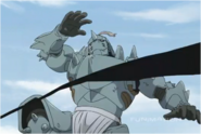 Alphonse Dodging Pride's Shadows on the Promised Day