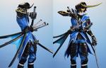 Masamune Action Figure