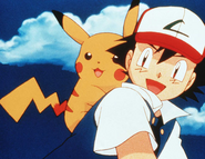 Ash Pokemon Anime Movie