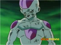 Frieza Claiming That Gohan has no Chance of Beating Him