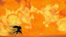 Madara's Fire Release