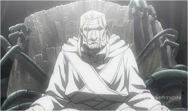 Father Homunculus (FMA series) | Awesome Anime and Manga ...