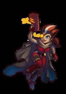 CharacterRender Hunter
