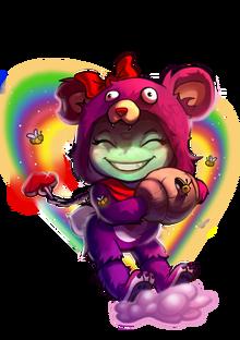 CharacterRender Vampire Skin Bear