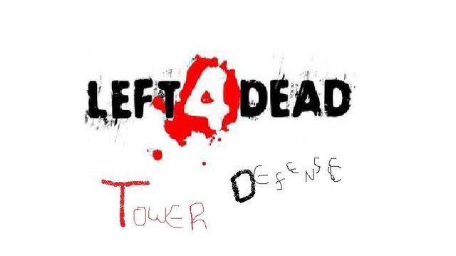 File:Left 4 dead tower defense 1st concept logo.jpg