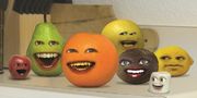 Annoying Orange Characters