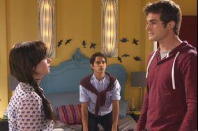 Jenna and Matty's Confrontation