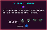 Tethered Charge Pickup
