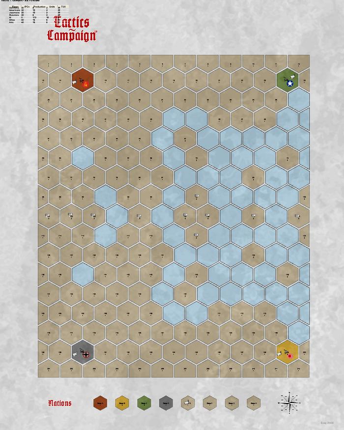 Tactics Campaign Blitzkrieg