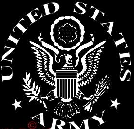 U.S Military Emblem