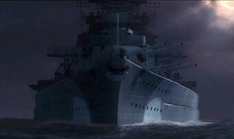 Bismarck In New England