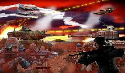 Battle of Javlin Fields