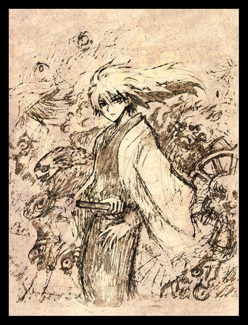 Image - Rikuo-yokai form- art -nurarihyon-no-mago-17678886-817 ...