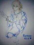 Romeo Fan-art
