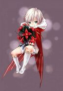 Santa Claus ShichigoSan @ Stella Mardani