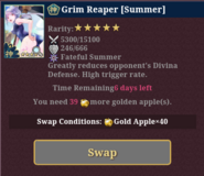 Grim Reaper (Summer) Swap Shop