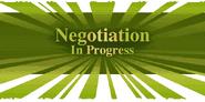 Negotiation In Progress
