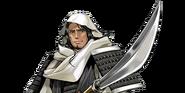 Benkei Musashibo Skill Render