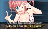 Goddess of misfortune (ultimate) power