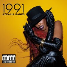 Azealia Banks-1991 (EP)-Frontal