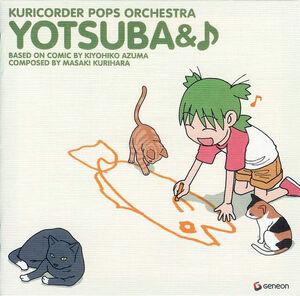 Yotsuba CD 1