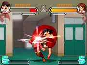 Azumanga Fighter Gameplay