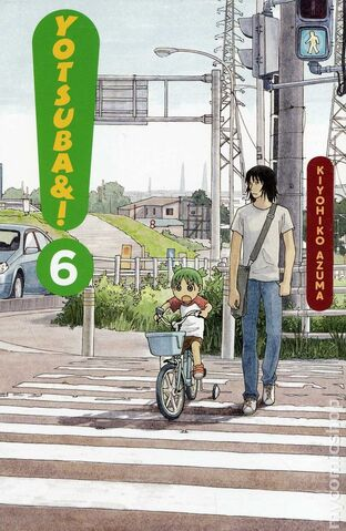 File:Yotsuba&! Manga Volume 06 en new.jpg