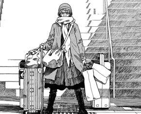 Yotsuba's grandmother