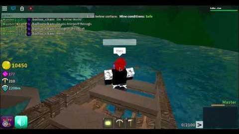 ROBLOX Azure Mines Meme world location